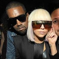 Kayne and Lady Gaga